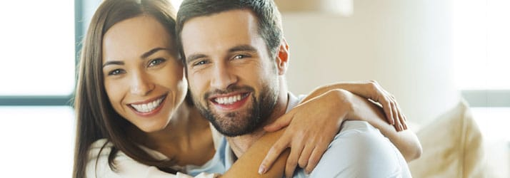 Chiropractic Norfolk NE Happy Couple